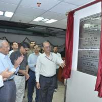Inauguration of CTRF at JPNATC, AIIMS